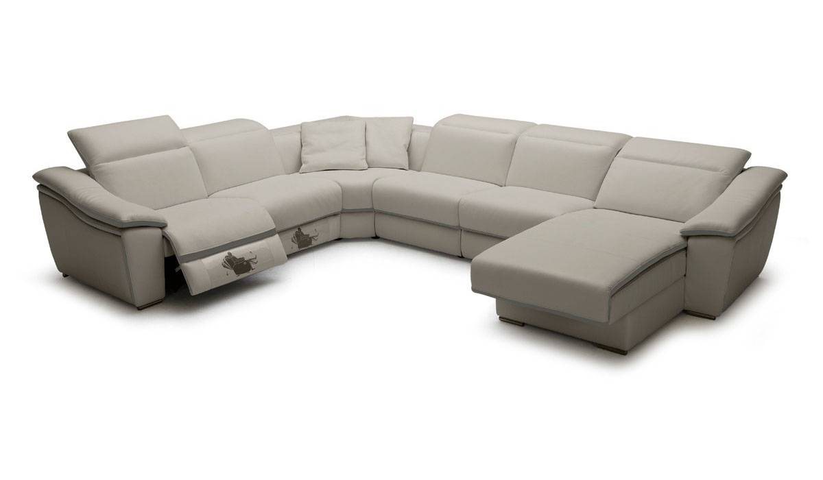 Sectional with Sleeper | Cuddler Sectional | Large Sectional Sofas