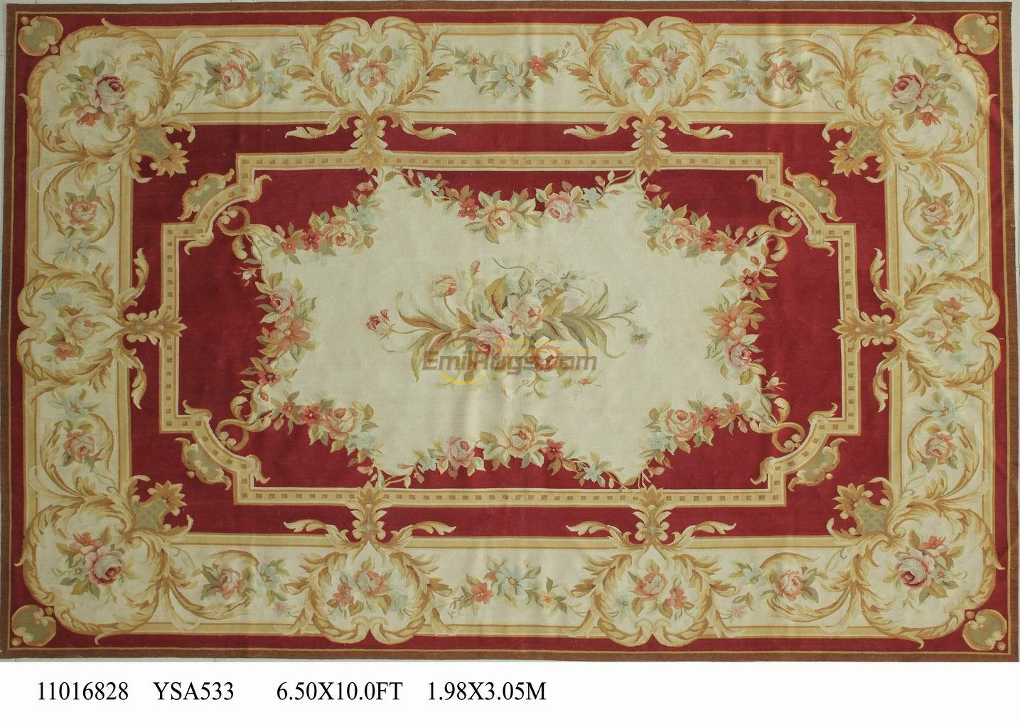 Sensational Aubusson Rugs | Brilliant Aubusson Rugs