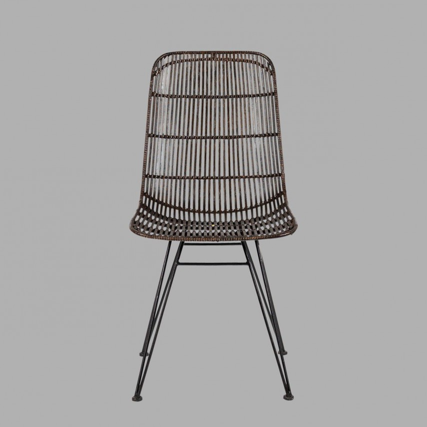 Serena And Lily Hanging Chair | High Back Rattan Chair | Rattan Chair