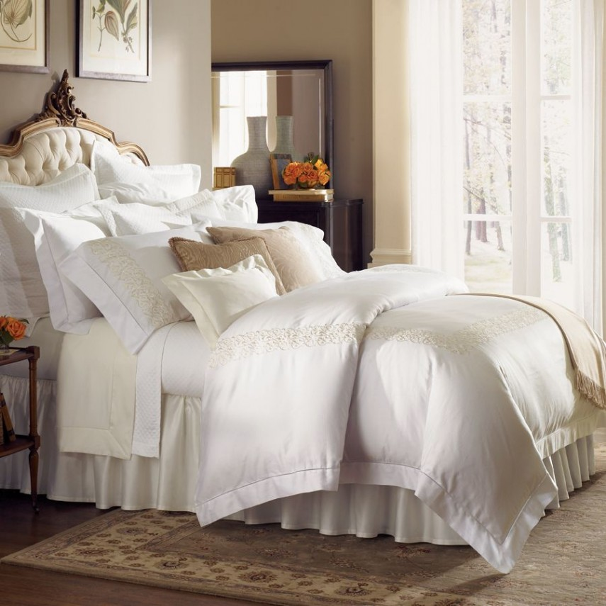 Sferra Bedding | High End Linens | Italian Bed Covers