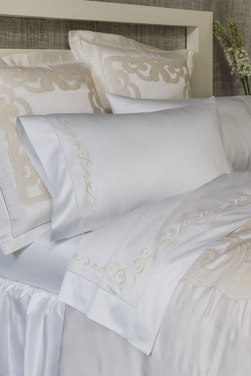 Sferra Duvet Cover | Sferra Bedding | Sferra King Sheet Set
