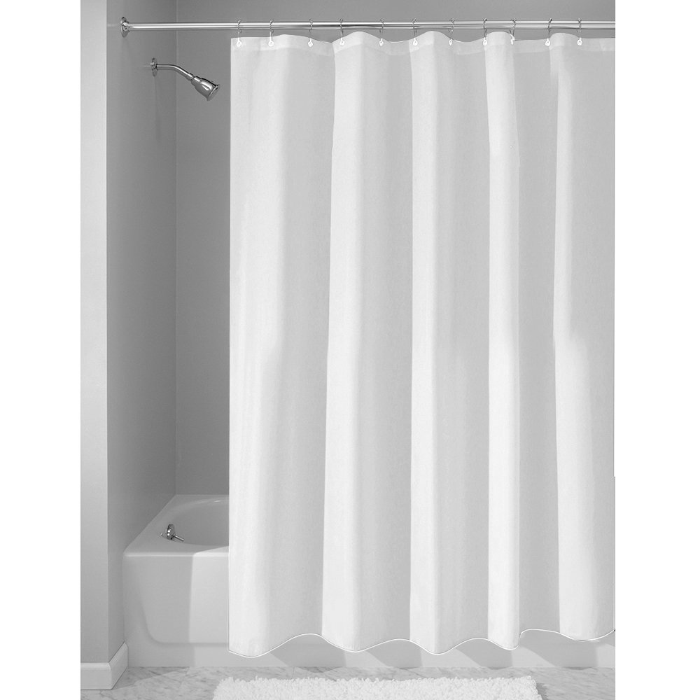 Shower Curtain Liner | Anti Mold Shower Curtain Liner | 78 Inch Long Shower Curtain Liner