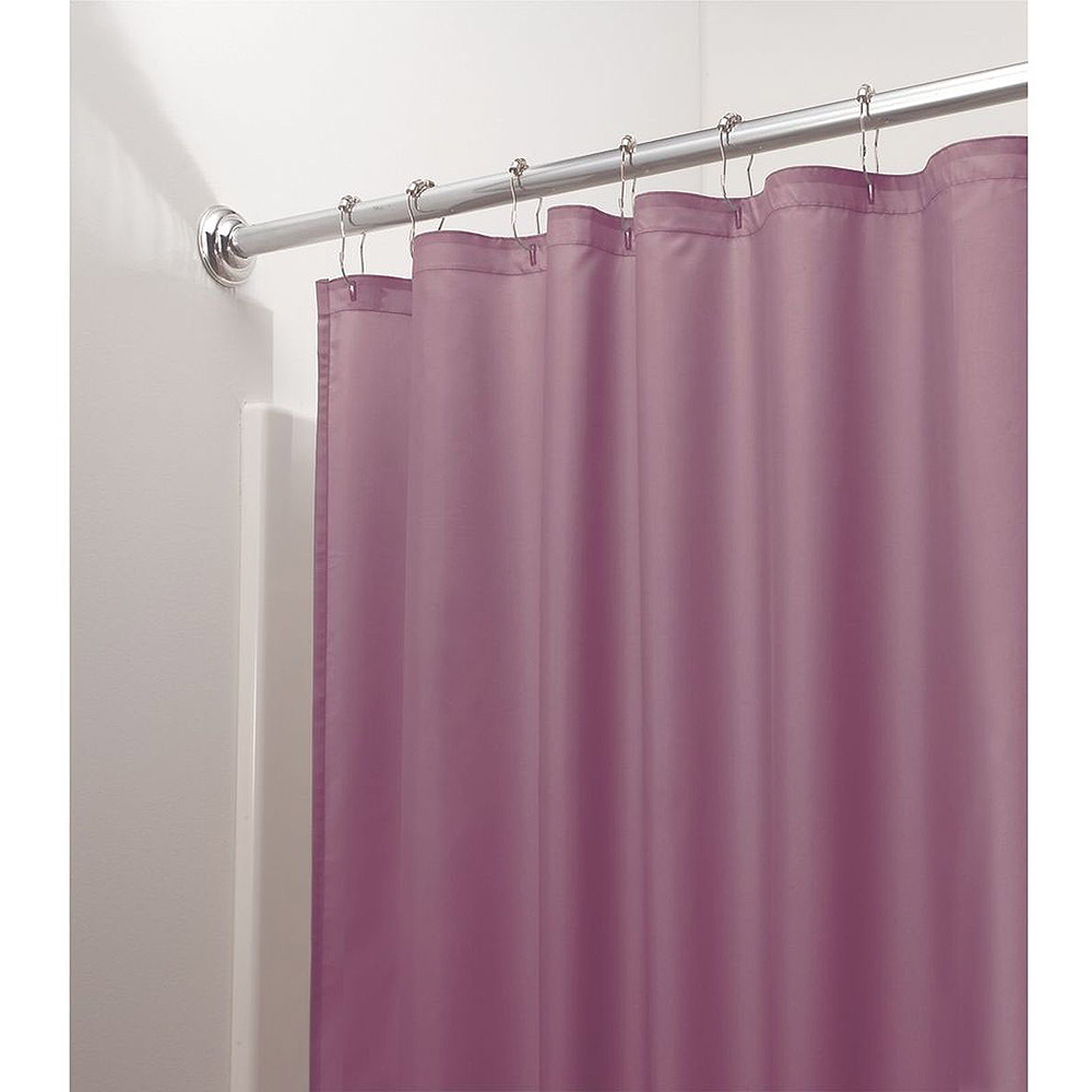 Shower Curtain Liner | Vinyl Shower Curtain Liner | Washable Shower Curtain Liner
