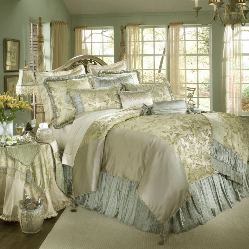 Silk Comforter Sets | Luxury Comforters Sets | Luxury Comforter Sets