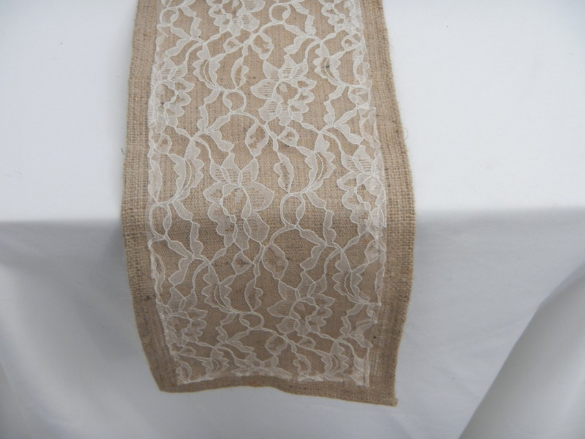 Silver Table Runners | Christmas Plaid Table Runner | Lace Table Runners