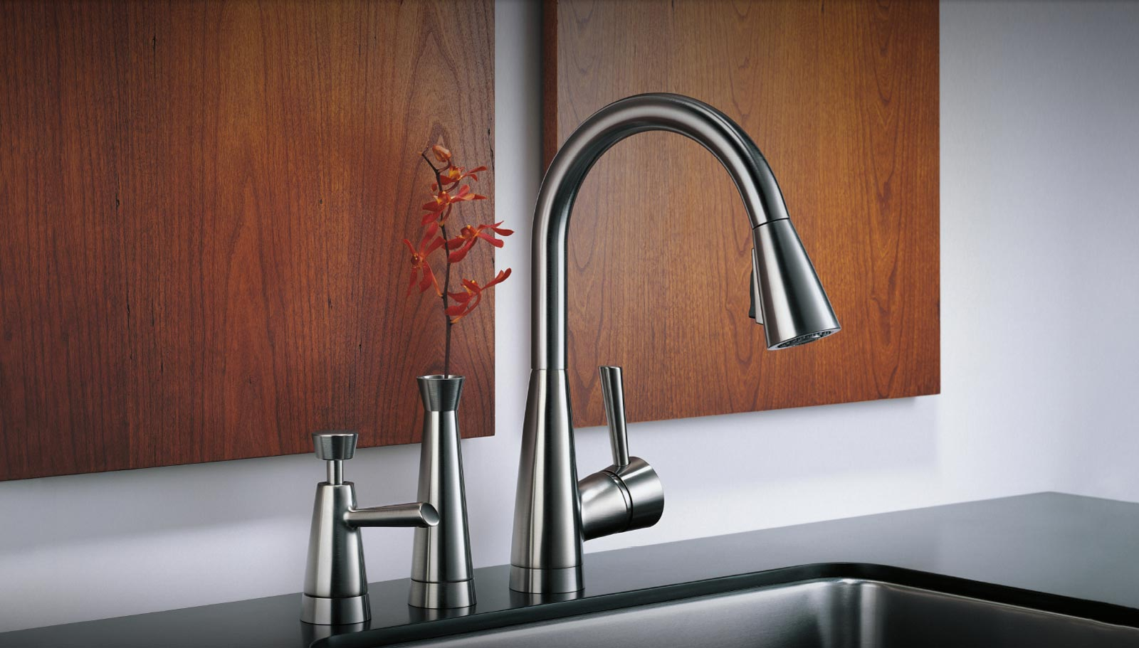 Single Hole Kitchen Faucets | Brizo Kitchen Faucets | Gold Kitchen Faucets