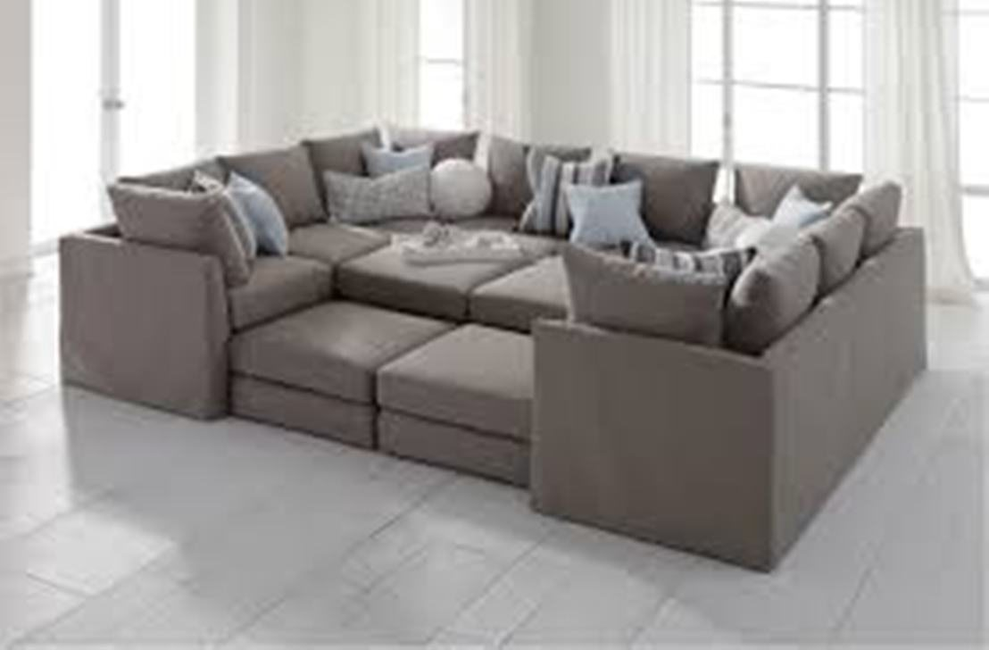 Sleeper Sectional | Sectional Sleeper Sofa | Large Sectional Sofas.  Affordable Couches ...