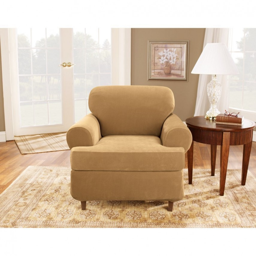 Slipcover For Oversized Chair | Sofa Protector | Oversized Chair Slipcover