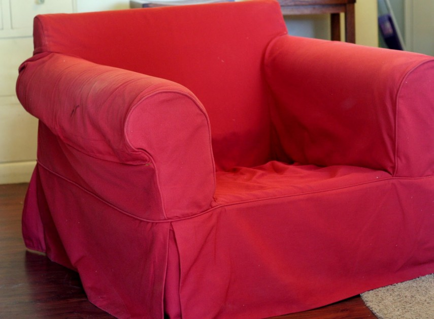 Slipcover Sofa | Chaise Slipcover | Oversized Chair Slipcover