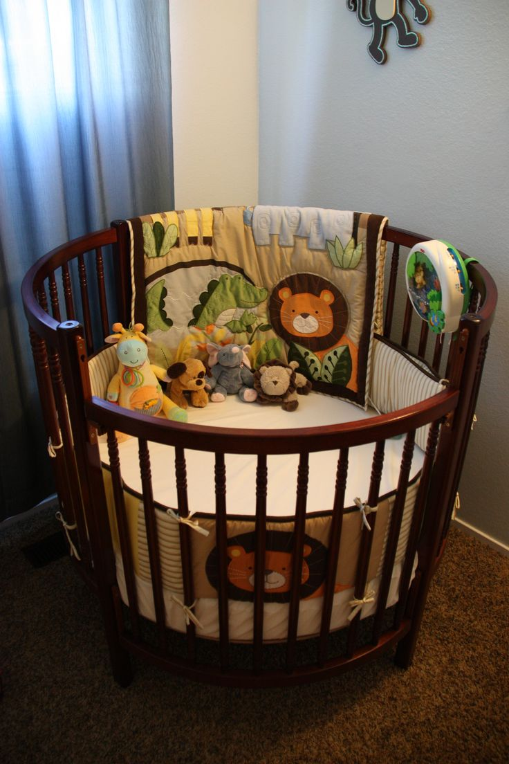 Small Baby Cribs | Tufted Crib | Cheap Cribs