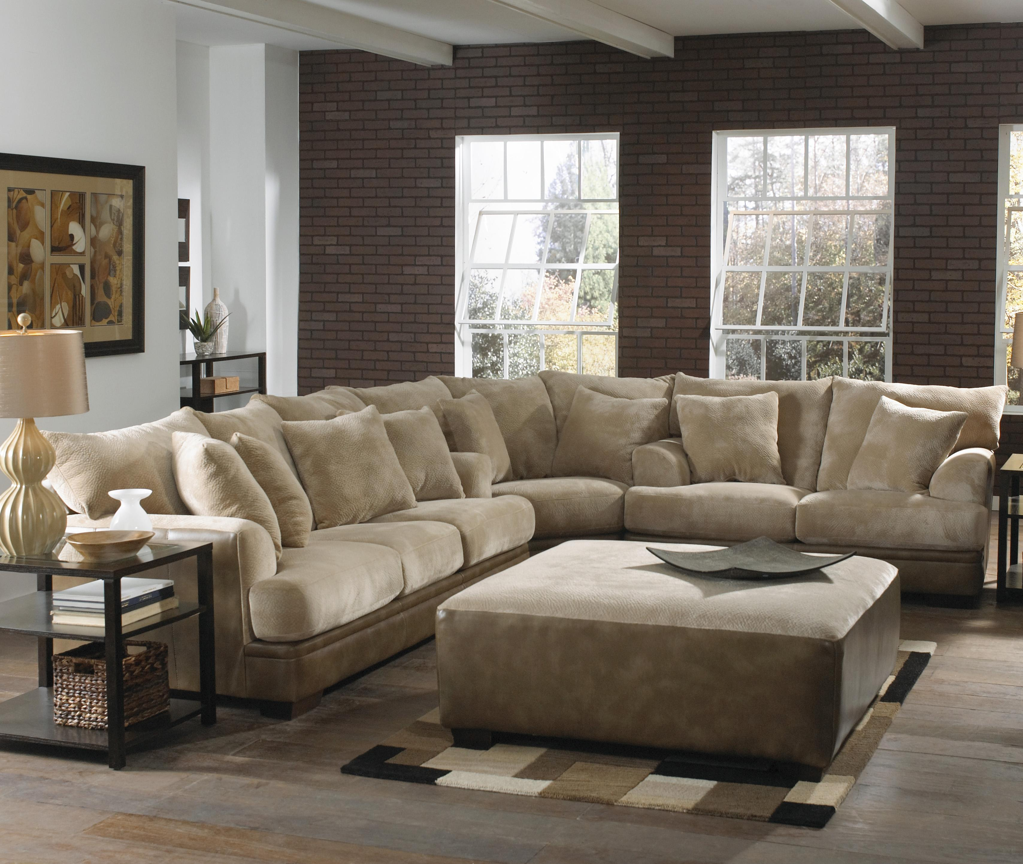 Small L Shaped Couch | Tufted Sectional Sofa | Large Sectional Sofas