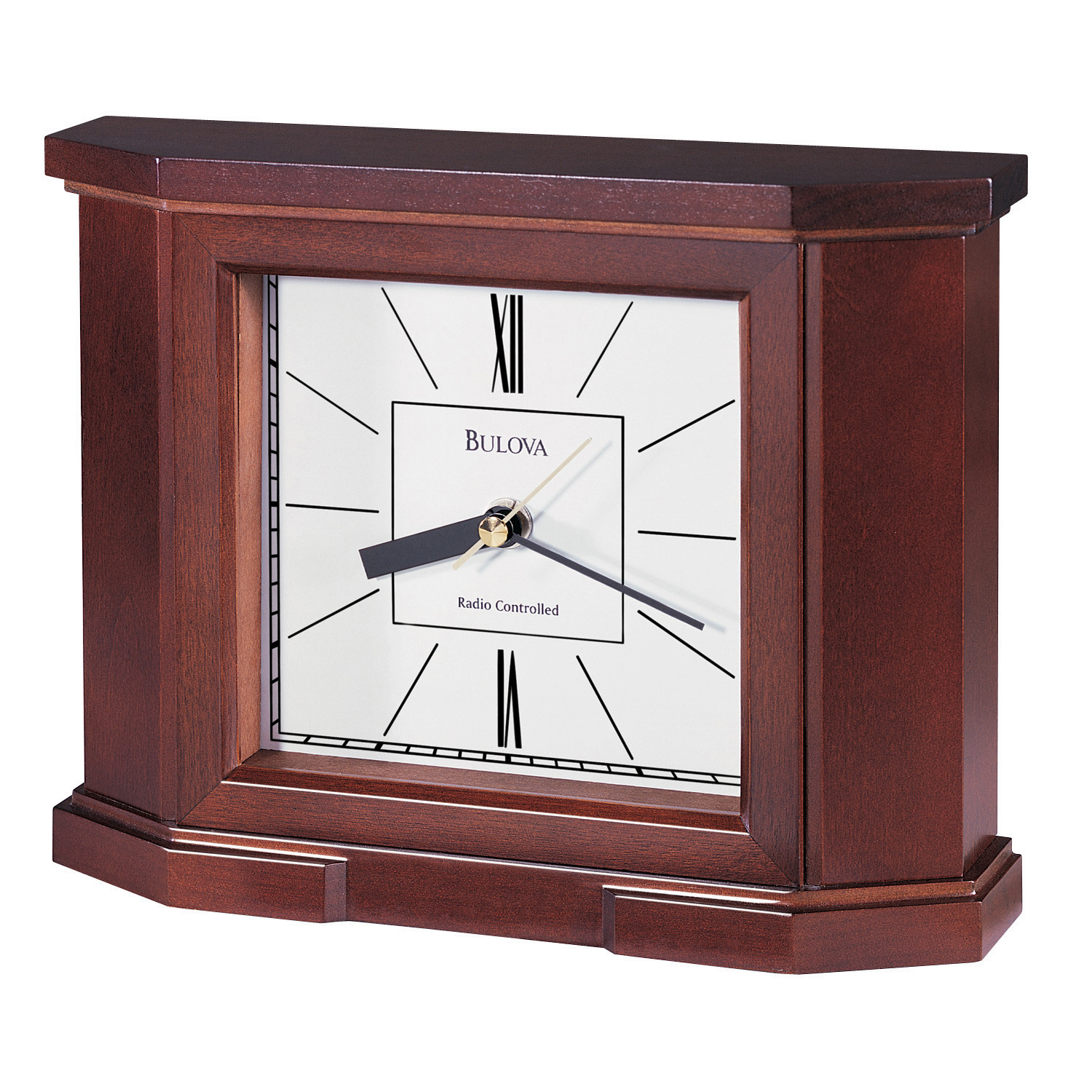 Small Mantel Clocks | Bulova Mantel Clock | Modern Mantel Clocks