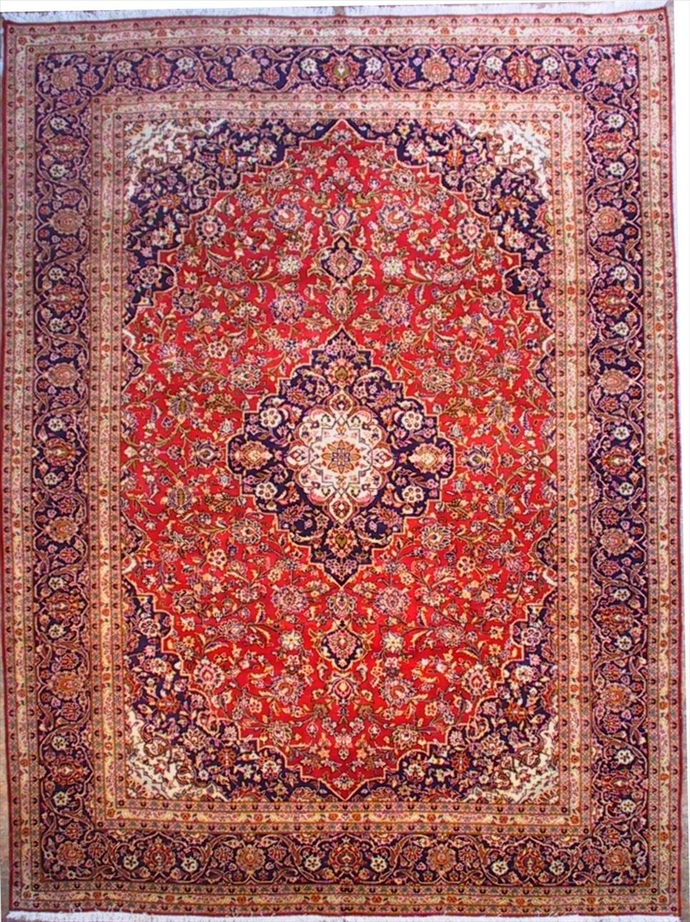 Spectacular Aubusson Carpet | Engaging Aubusson Rugs