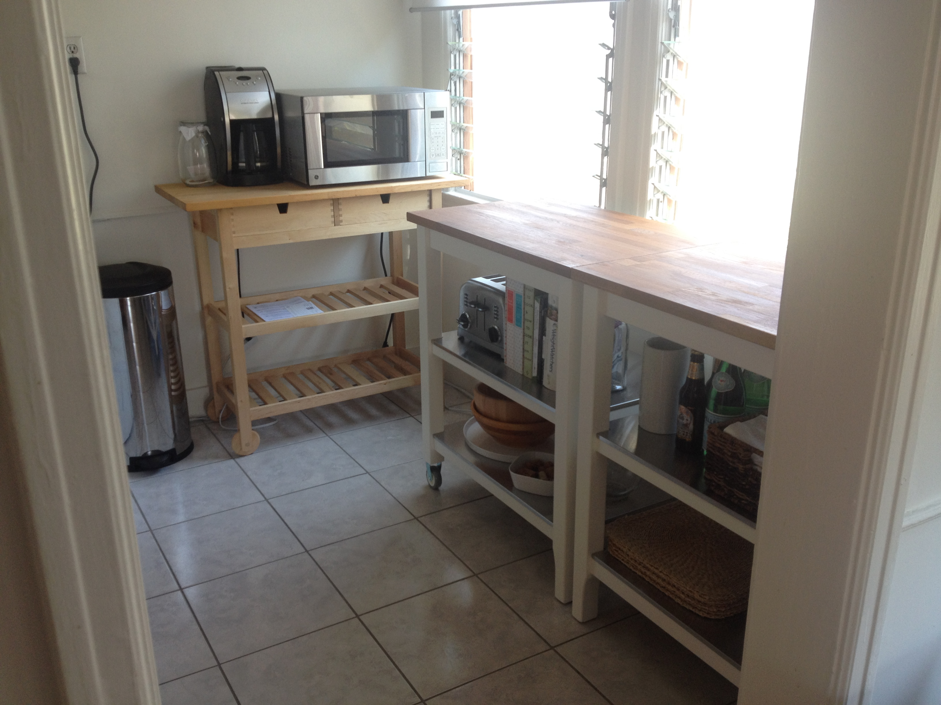 Stainless Steel Island Ikea | Stenstorp Kitchen Island | Kitchen Cart Ikea