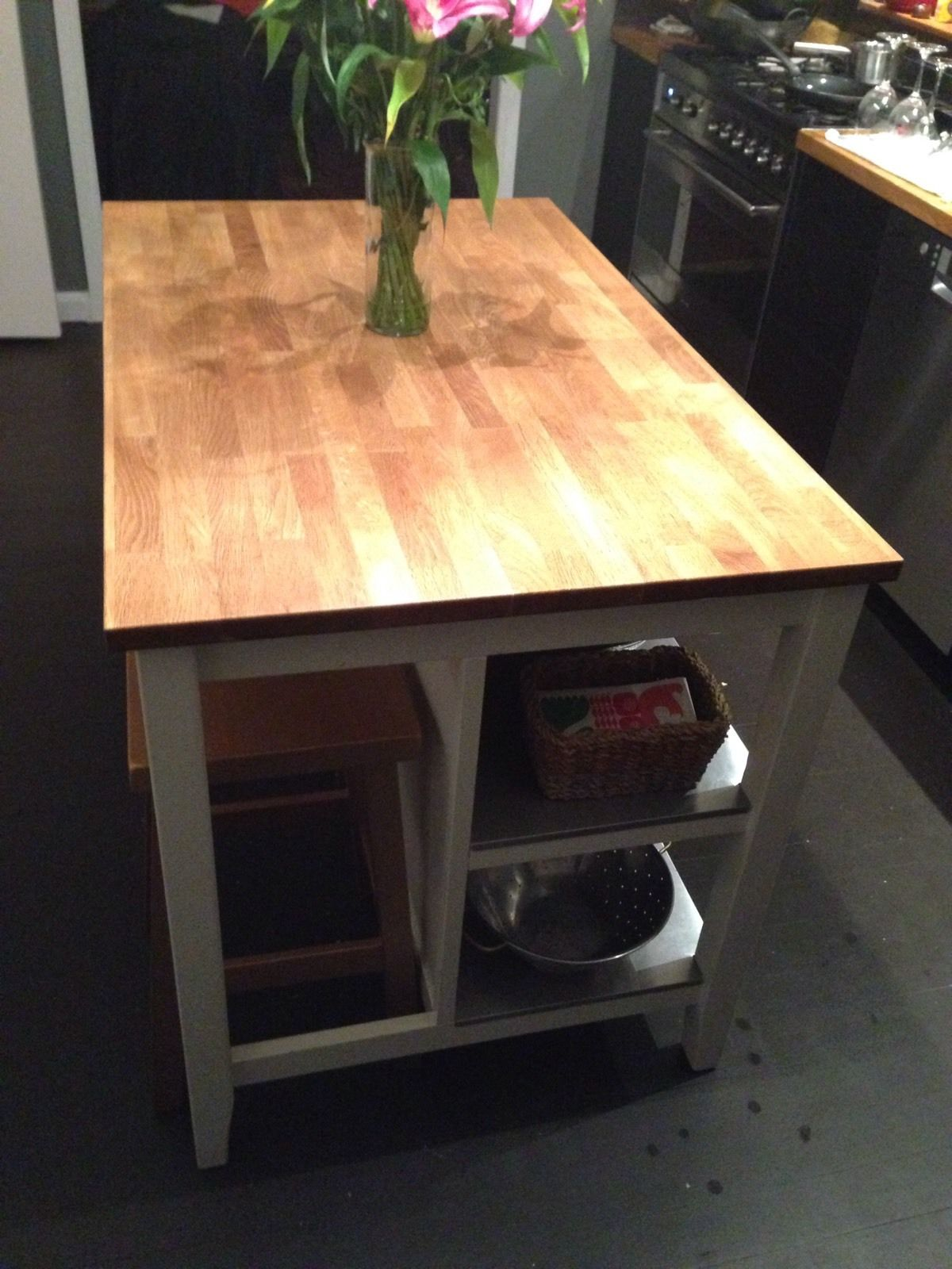 Stenstorp Kitchen Island | Ikea Kitchen Island Canada | Bench for Kitchen Island