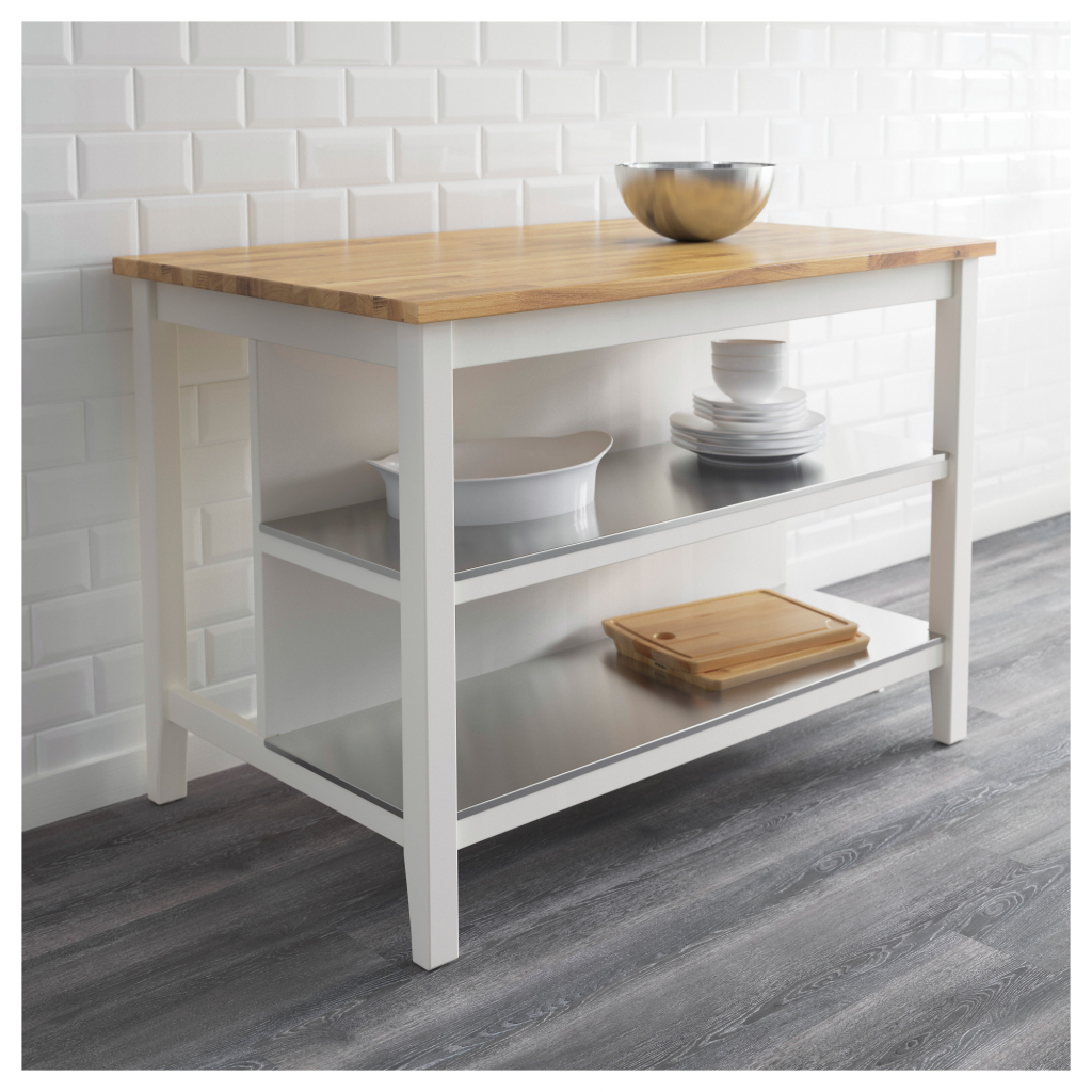 Stenstorp Kitchen Island | Ikea Kitchen Islands with Seating | Ikea Portable Island