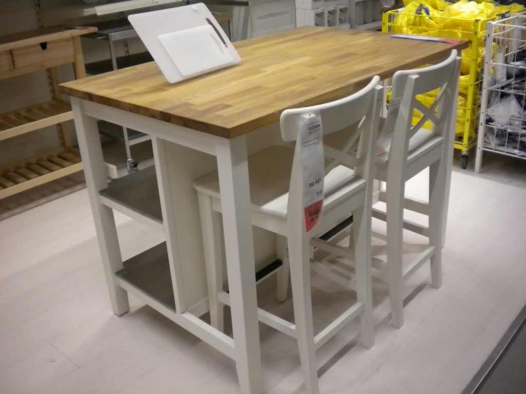 Stenstorp Kitchen Island | Kitchen Free Standing Islands | Rolling Kitchen Island Ikea
