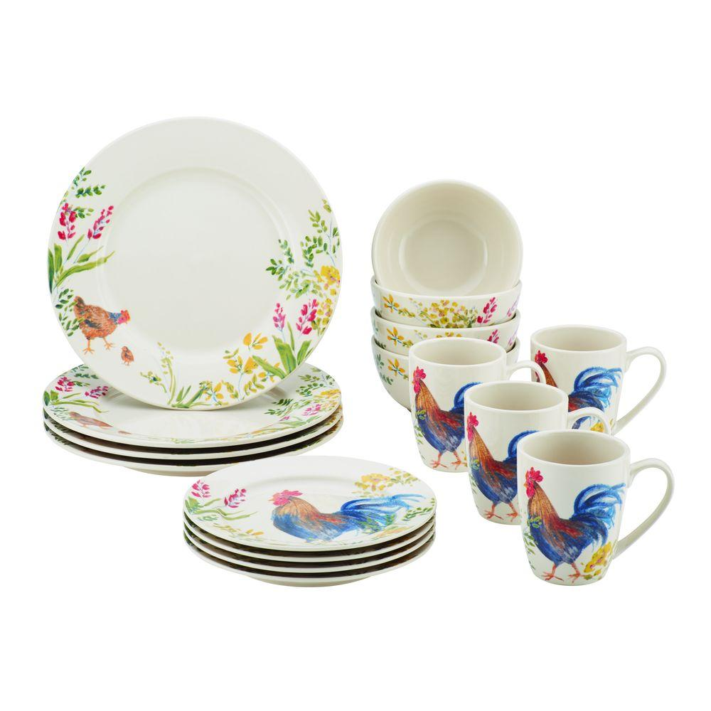 Stoneware Dinnerware Sets | Bed Bath and Beyond Dinnerware | Dishes Sets