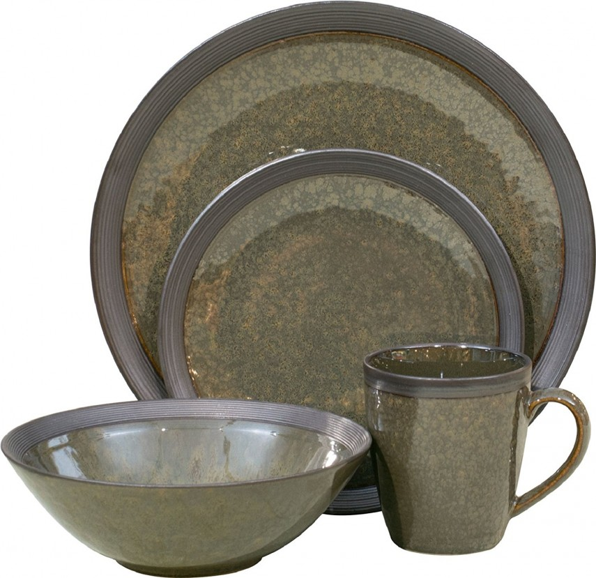 Stoneware Dinnerware Sets | Cheap Dishes Set | Chris Madden Dinnerware
