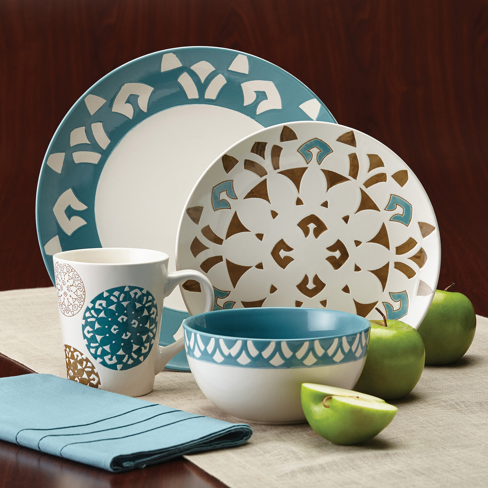 Stoneware Dinnerware Sets | Porcelain Dinnerware Sets | Stoneware Dishes