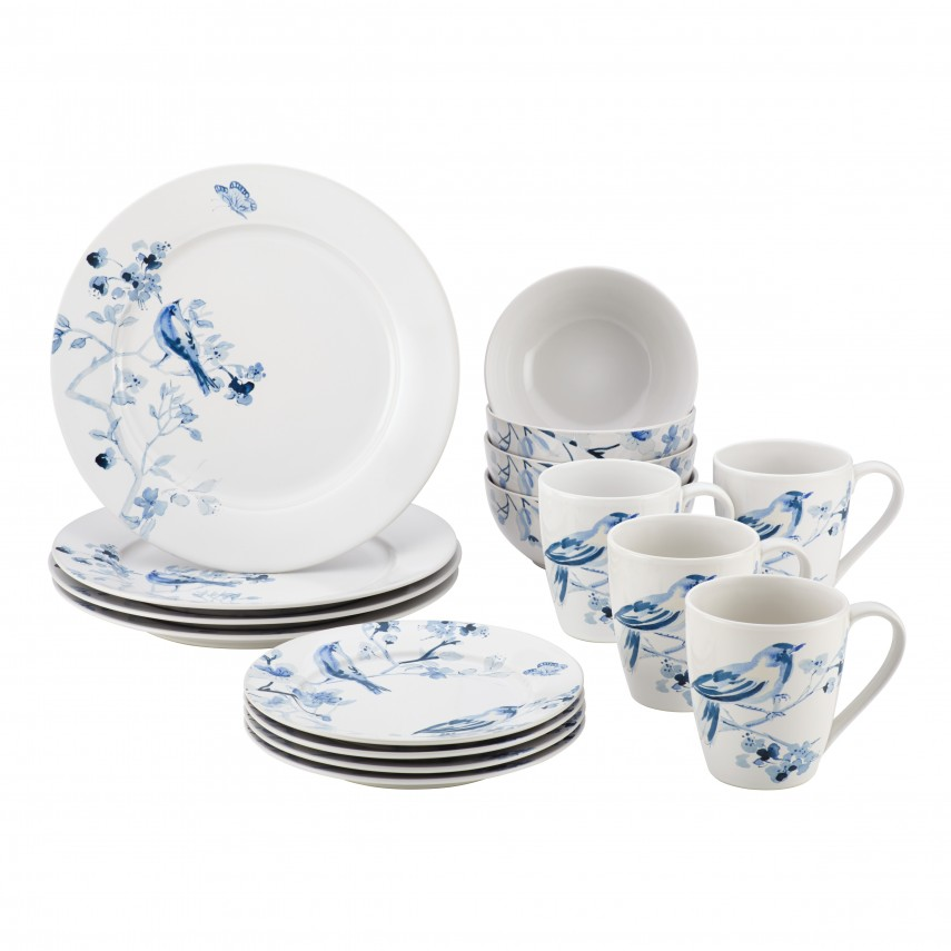 Stoneware Dinnerware Sets | Pottery Dinnerware Sets | Threshold Dishes
