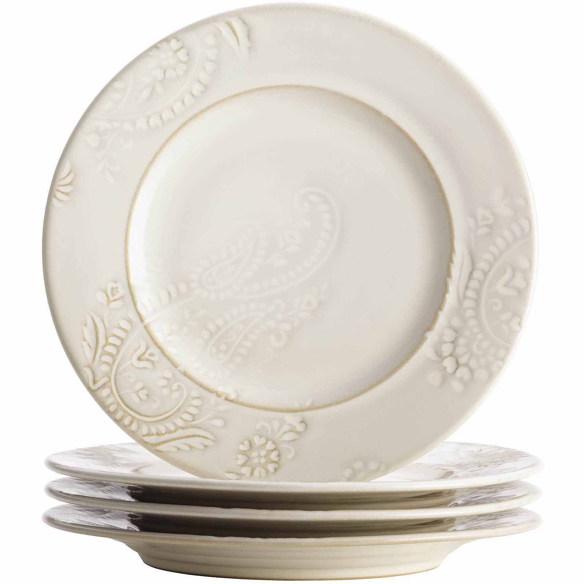 Stoneware Dinnerware Sets | White Stoneware Dinnerware Sets | Chris Madden Dinnerware