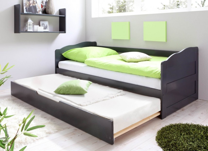 Storage Daybed | Modern Day Bed | Full Size Daybed With Trundle
