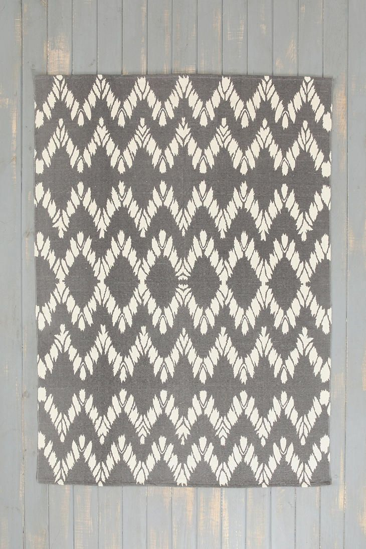Stripe Indoor Outdoor Rug | Chevron Rug | Ballard Designs Outdoor Rugs
