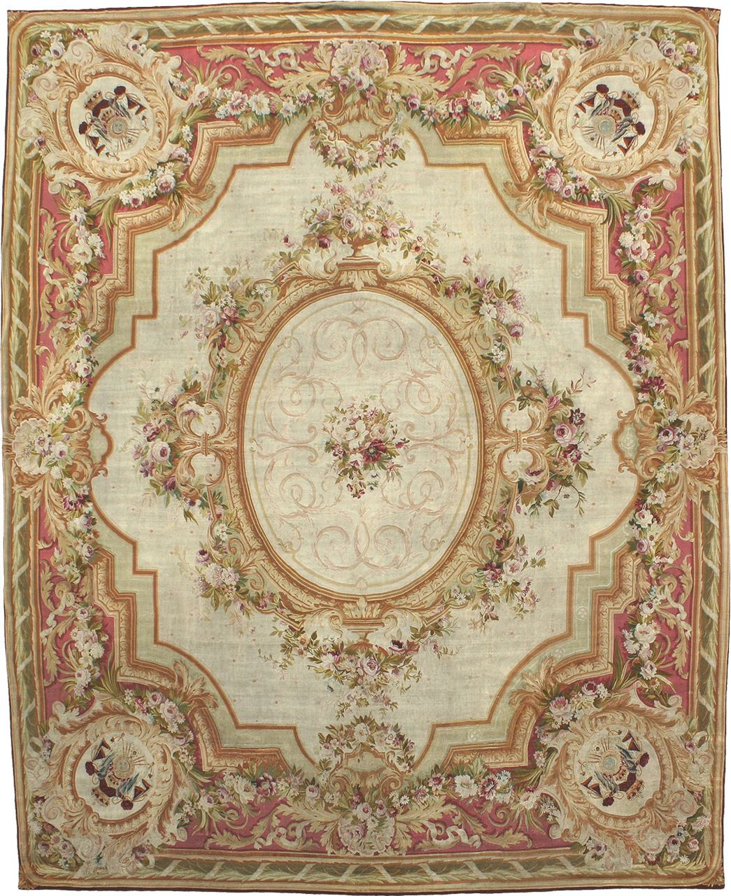Stunning Sculptured Rugs and Carpets | Inspiring Aubusson Rugs