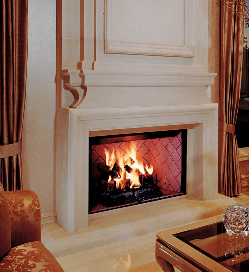 Stunning Superior Wood Burning Fireplaces | Redoubtable Fmi Fireplaces