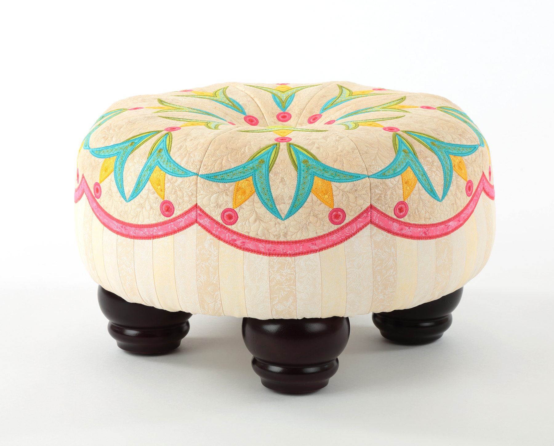 Stylish Hassocks Furniture | Snazzy Tuffet