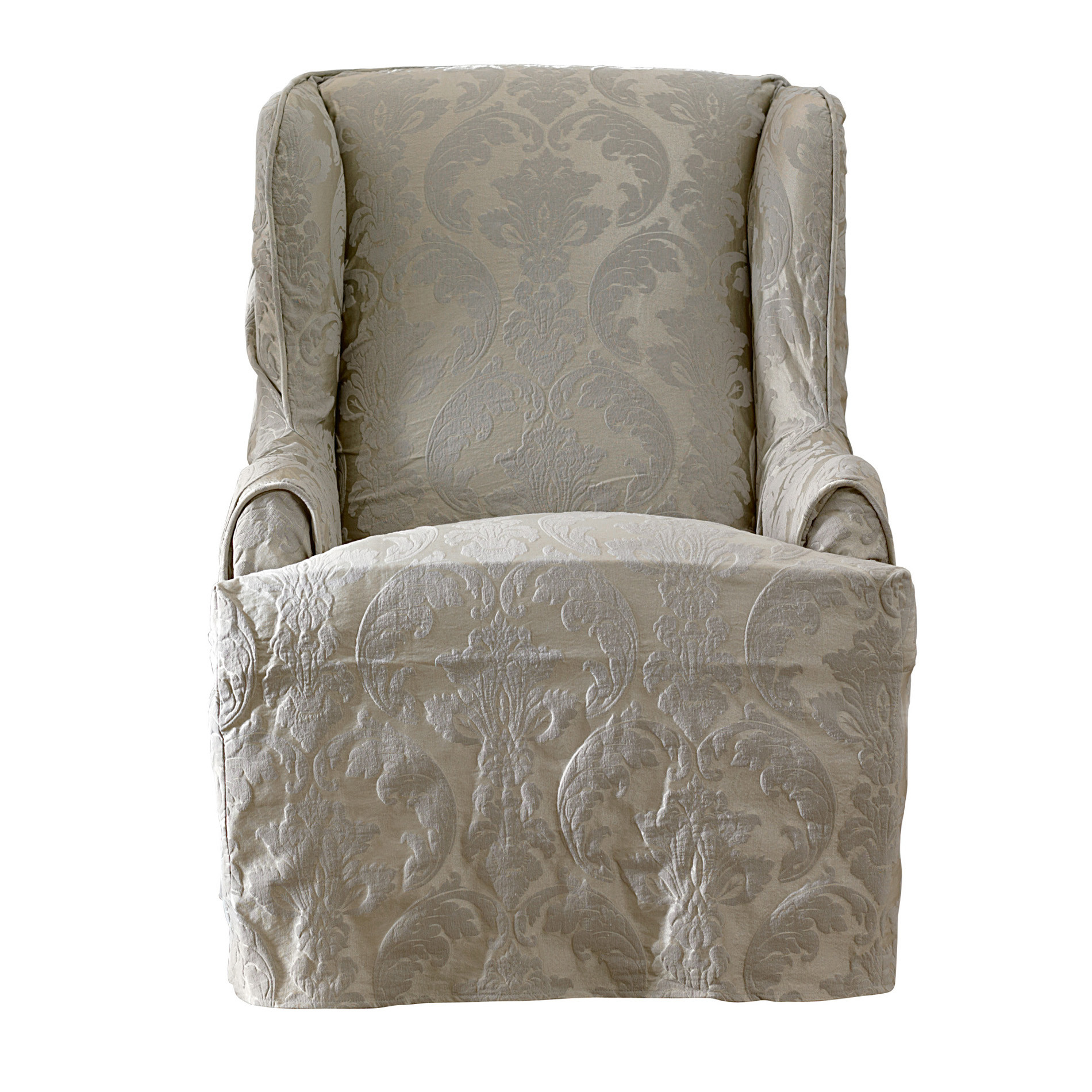 Surefit Slipcovers Loveseat | Oversized Chair Slipcover | Walmart Chair Covers