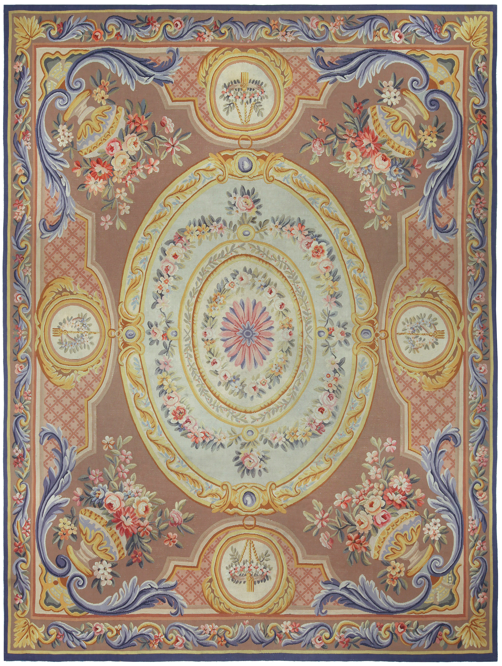 Surprising Aubusson Style Rugs | Cool Aubusson Rugs Idea