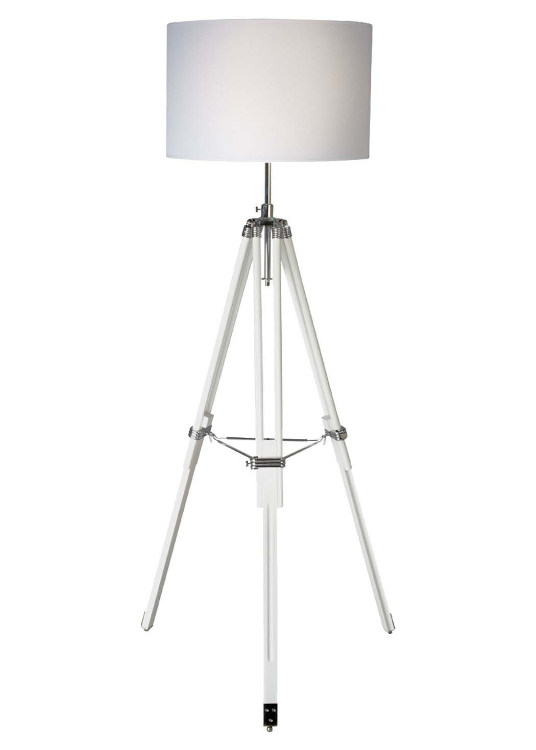 Surveyor Tripod | Tripod Lamp | Arc Lamp Crate and Barrel