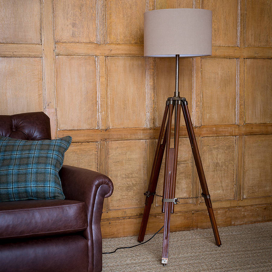 Swing Arm Floor Lamps | Tripod Lamp | Lamp Tripod