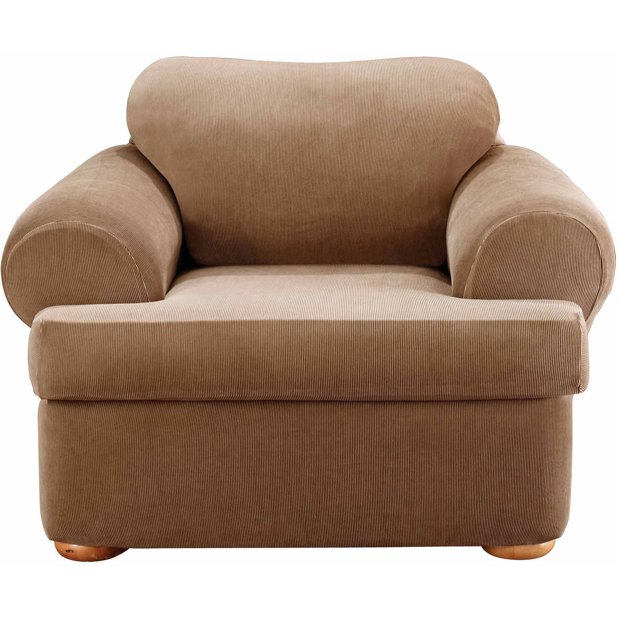 T-cushion Loveseat Slipcover | T Cushion Sofa Slipcover | Chair Cushion Slipcovers