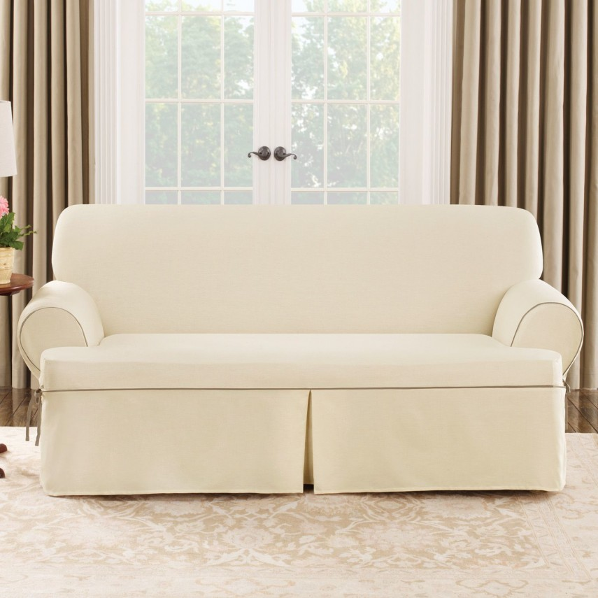 T Cushion Sofa Covers | T Cushion Slipcovers For Sofas | T Cushion Sofa Slipcover