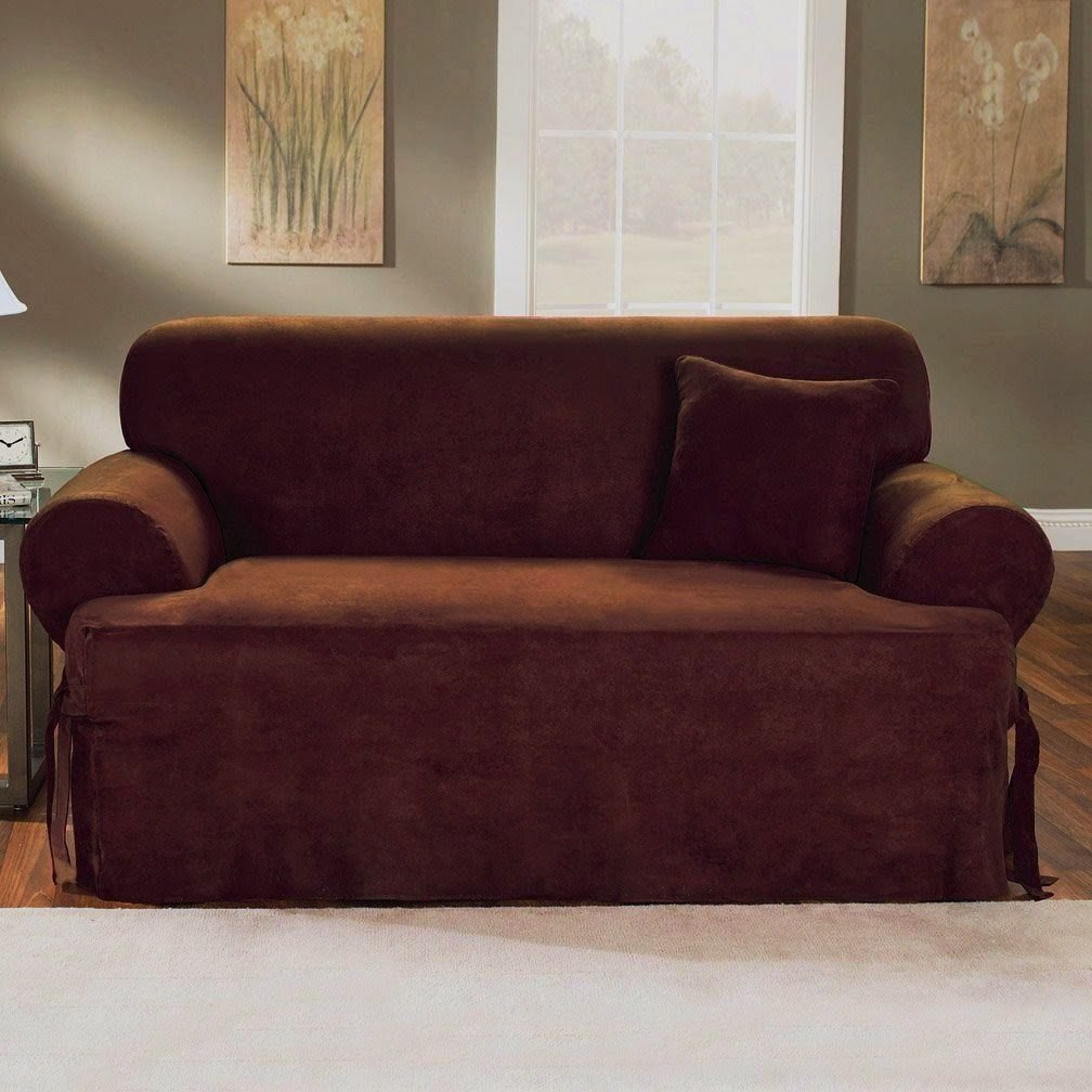 T Cushion Sofa Slipcover | 3 Cushion Sofa Slipcover Pottery Barn | Loveseat Slipcovers T-cushion