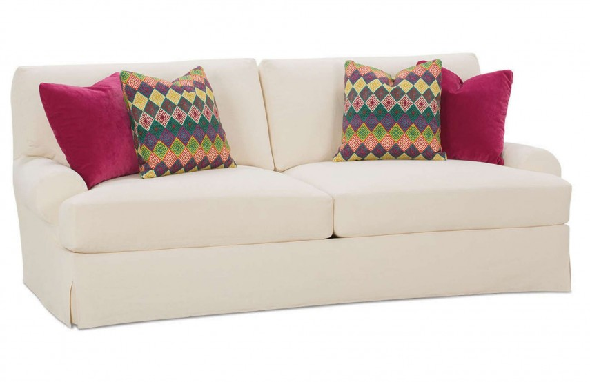 T Cushion Sofa Slipcover | T Shaped Couch Slipcovers | Chair Slipcover T Cushion