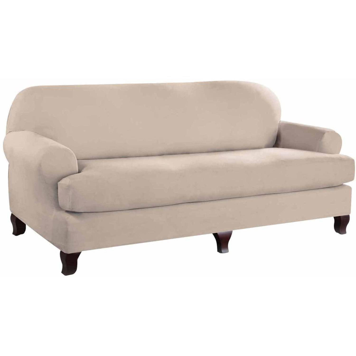 3 T Cushion Sofa Slipcover