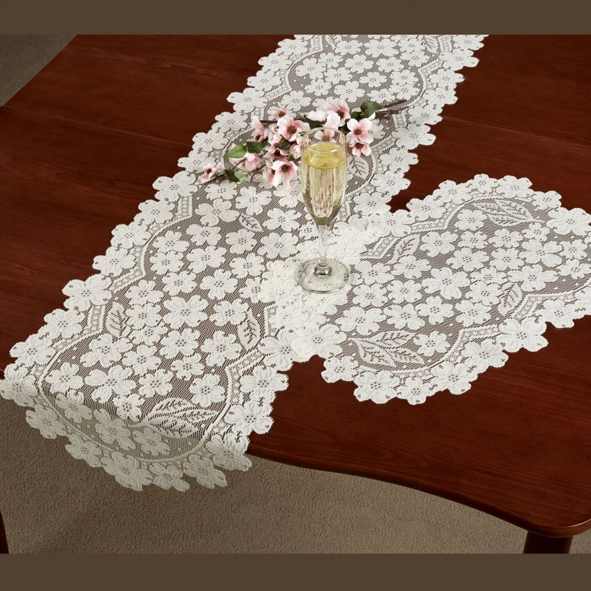Table Runners Wedding | Vintage Lace Table Runners | Lace Table Runners
