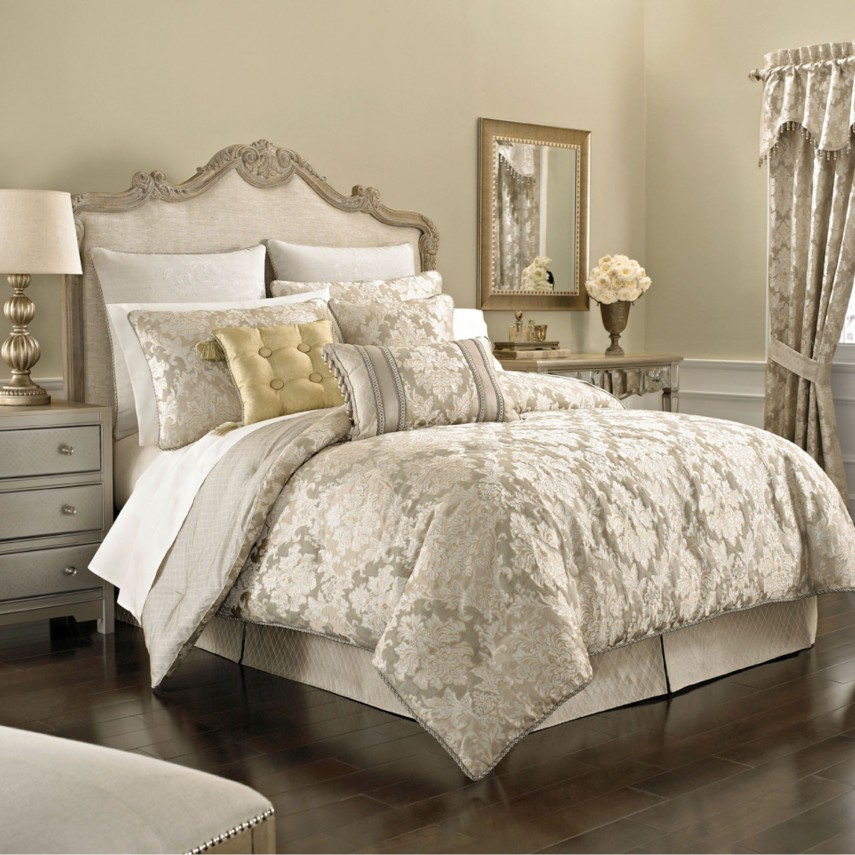 Tahari Home Comforter Set | Luxury Comforter Sets | Luxury Bed Linens