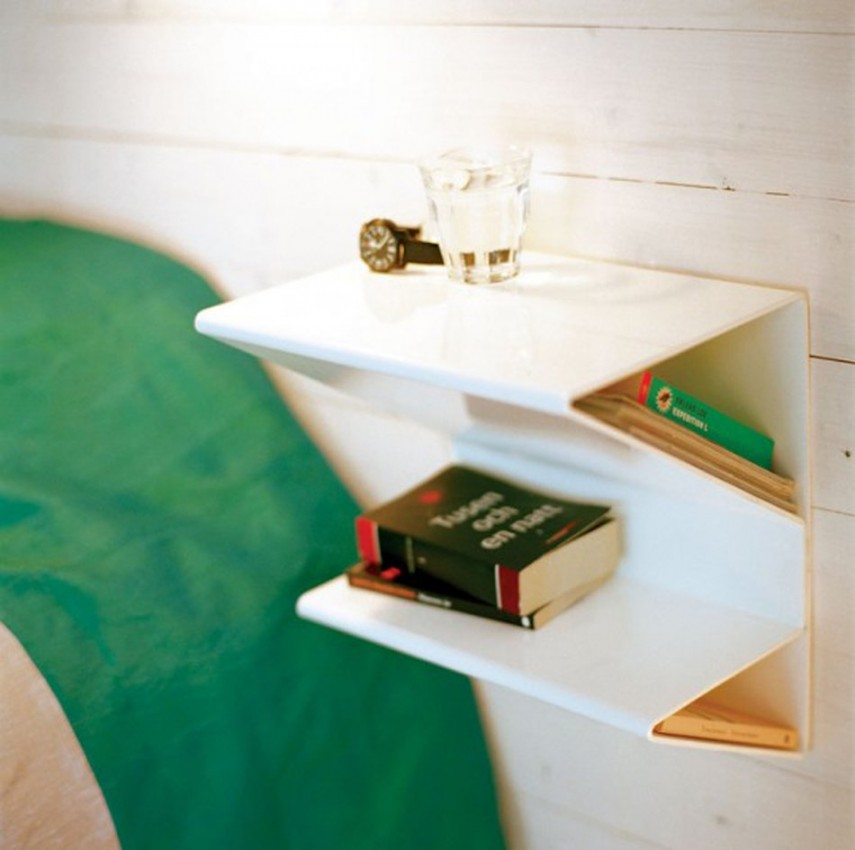 Tall Bedside Tables | Narrow Nightstand | Tall Nightstands