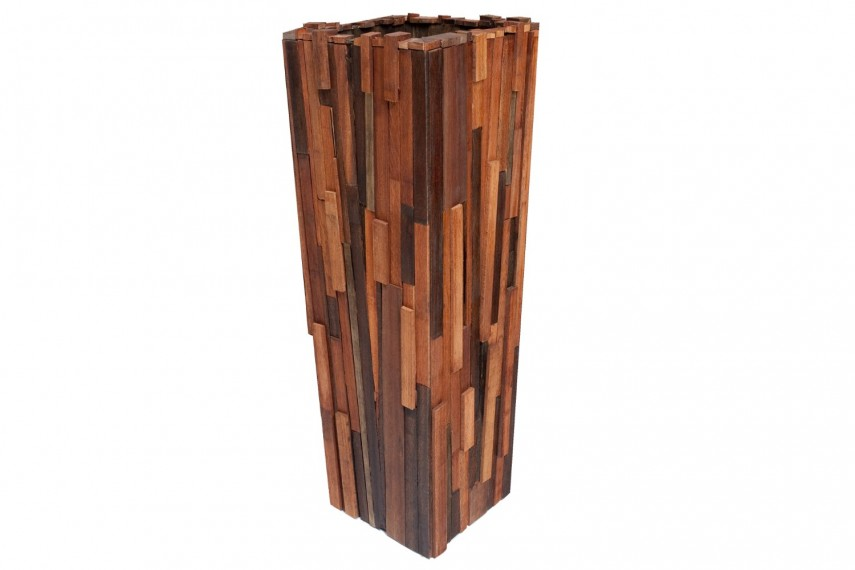 Tall Copper Planters | Tall Planters | Large Outdoor Planters