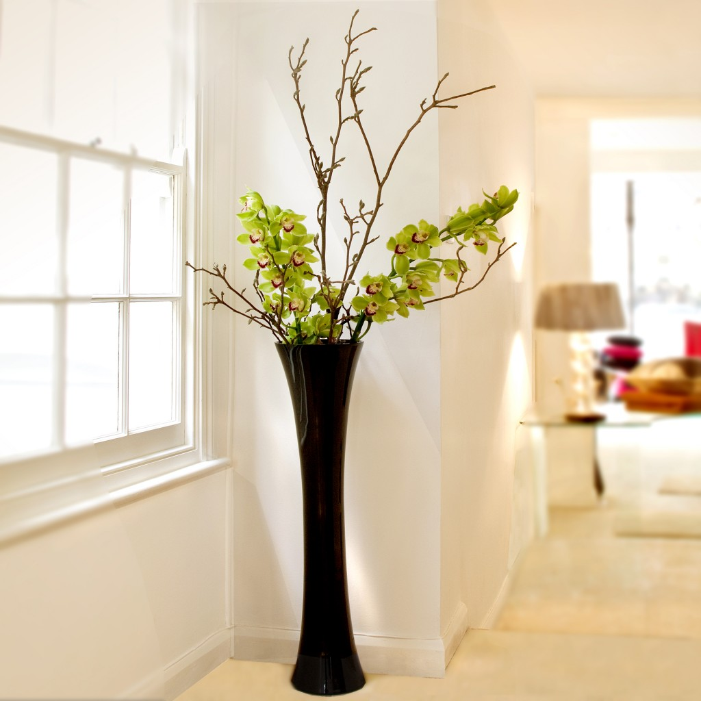 Tall Floor Vases for Cheap | Vase Decoration Ideas | Floor Vase