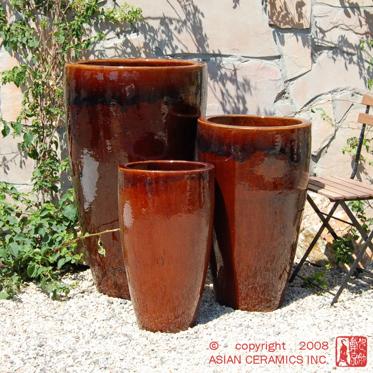 Tall Flower Pots | Tall Patio Planters | Tall Planters