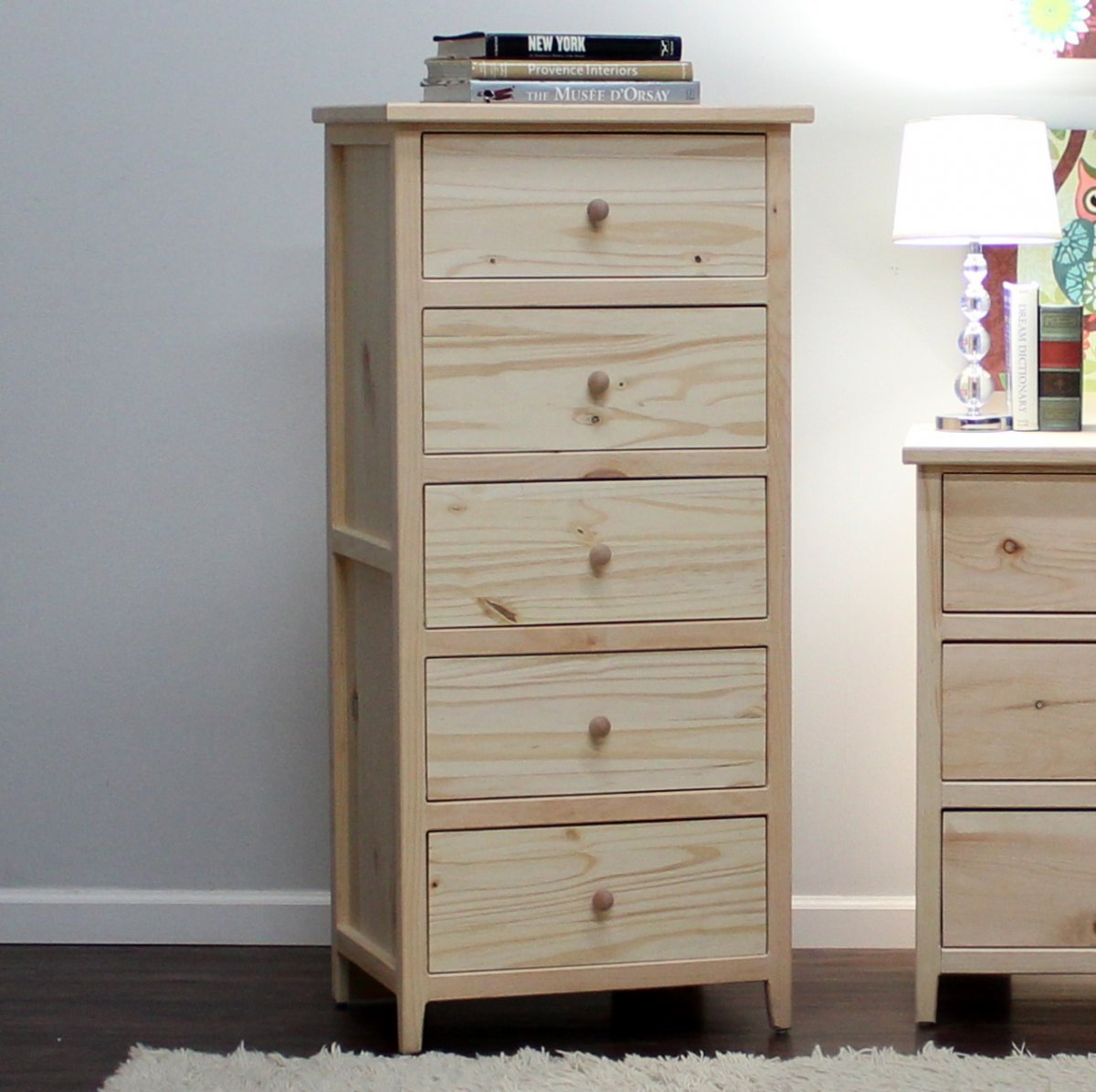 Bedroom: Grey Wood Nightstand | Tall Nightstands | Nightstand With ...
