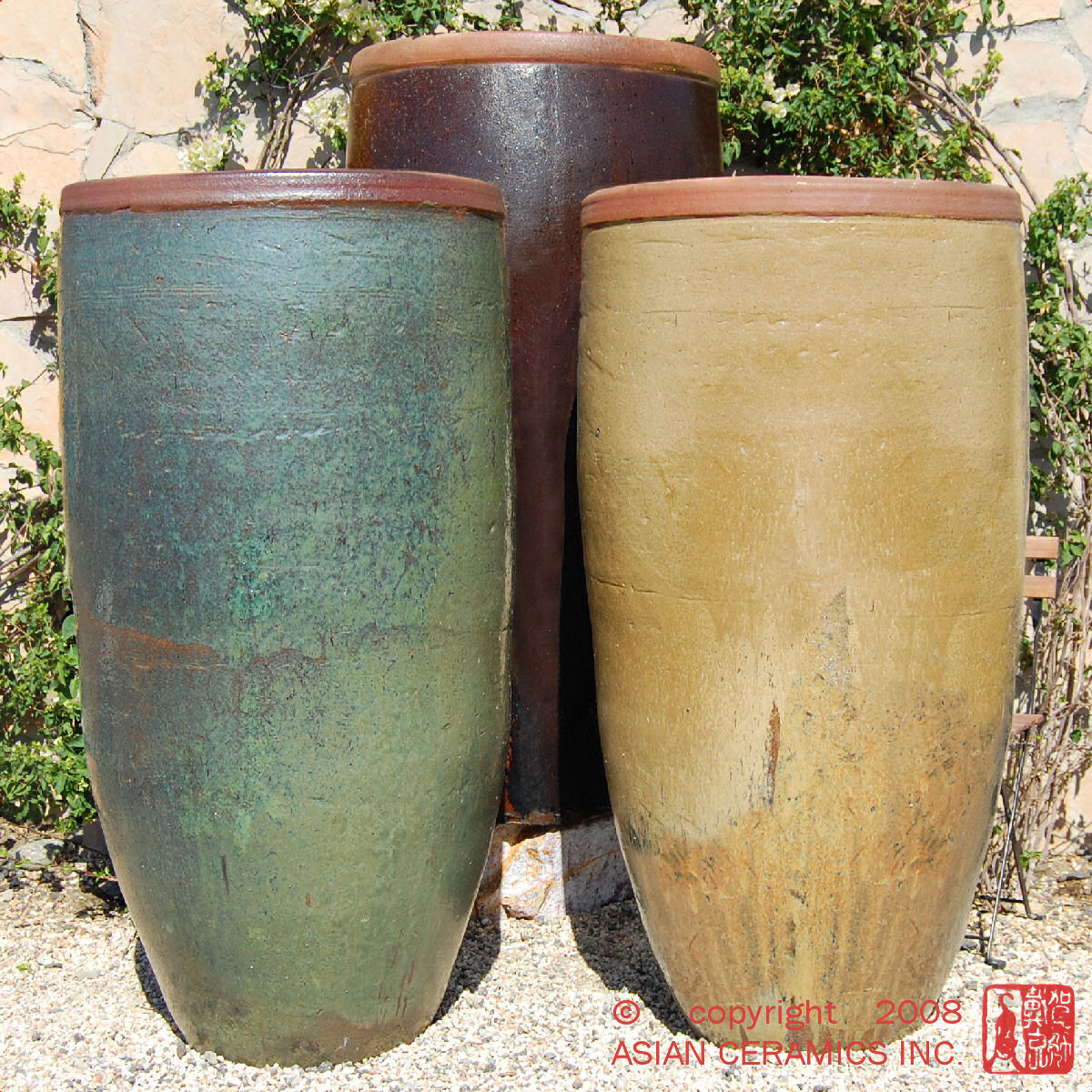 Tall Planters | Decorative Planters | Ceramic Planter Pots