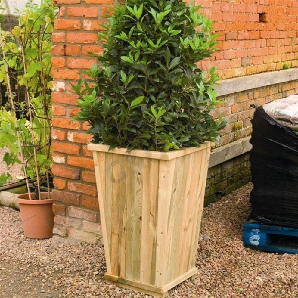 Tall Planters for Outdoors | Walmart Planters | Tall Planters
