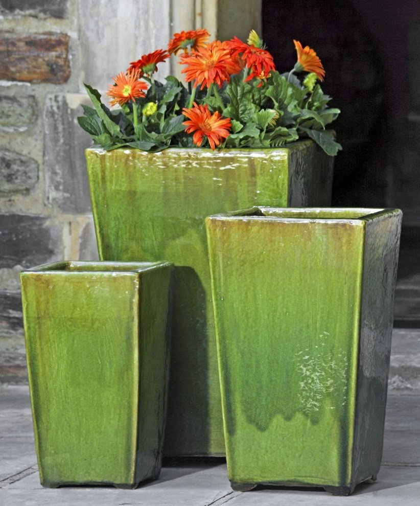 Tall Planters | Tall Planters Home Depot | Tall Copper Planters